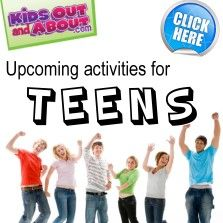 Upcoming activities for teens in Salt Lake - Ogden - Provo | Kids Out and About Salt Lake City