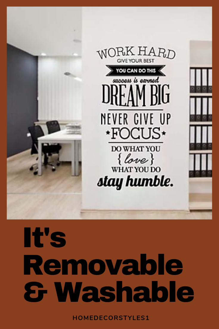 50 Off For Dream Big Quote Inspiration Wall Sticker Wall Decal Wall Sticker Inspiration Wall Stickers Living Room Wall Stickers Bedroom