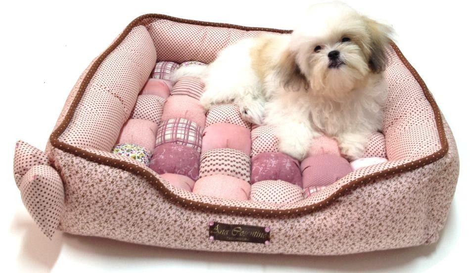 Projeto cama de cachorro sewing pinterest perros - Colchones pequenos ...