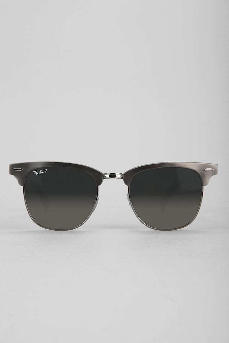8d9d16c9fcc Ray-Ban Clubmaster sunglasses with matte frames