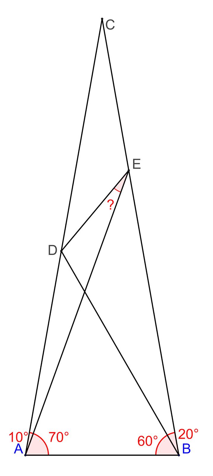 world's hardest easy geometry problem | math | geometry problems