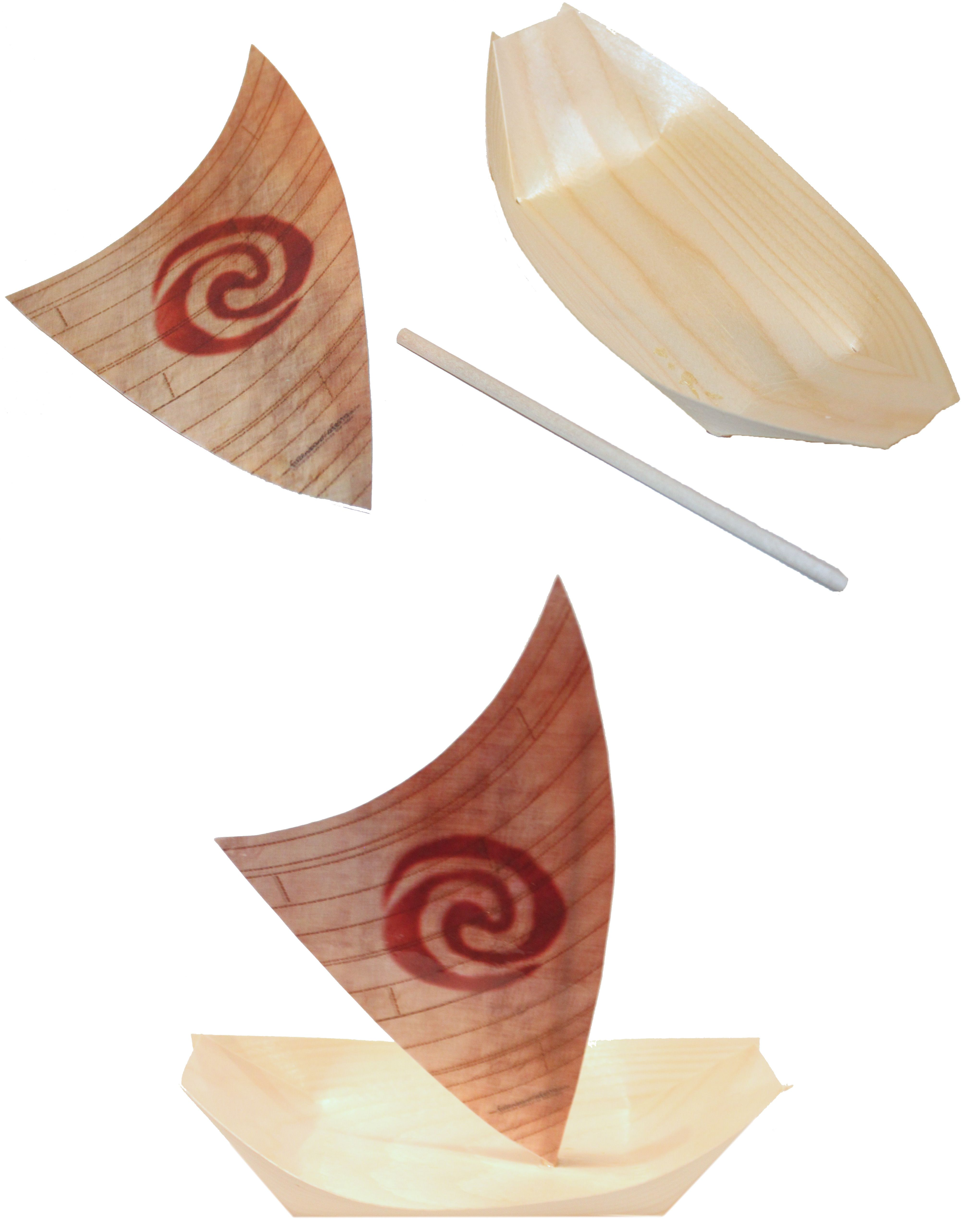 Moana Canoe Craft Link To Print The Sail On This Board I Printed Double Sided Then Laminated It Pine Food Serv Moana Birthday Party Party Stores Moana Canoe