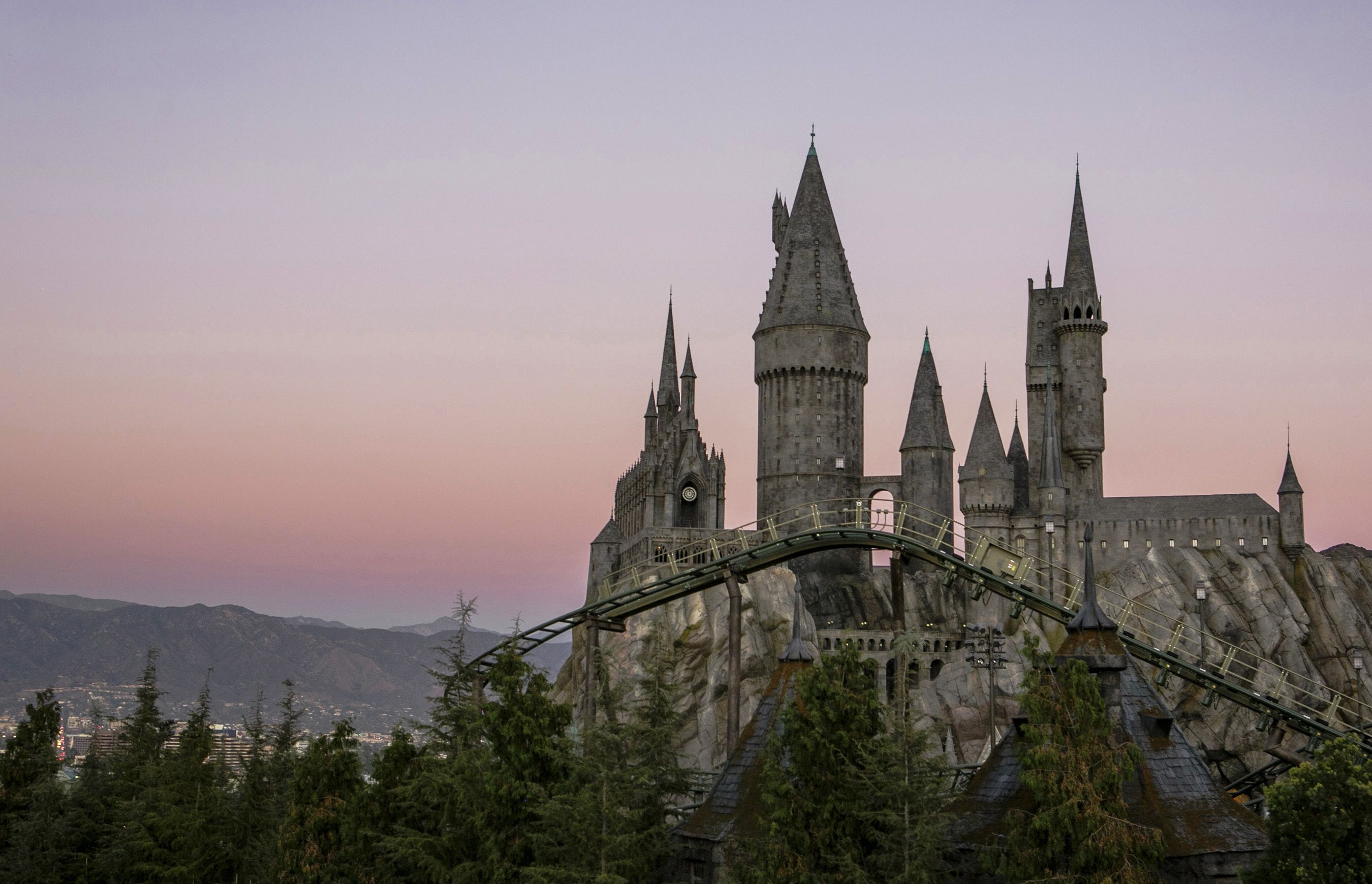 Universal Studios Hollywood The Wizarding World of Harry Potter