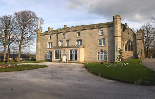 Luxury And 12th Century Styling At Thurnham Hall Luxury