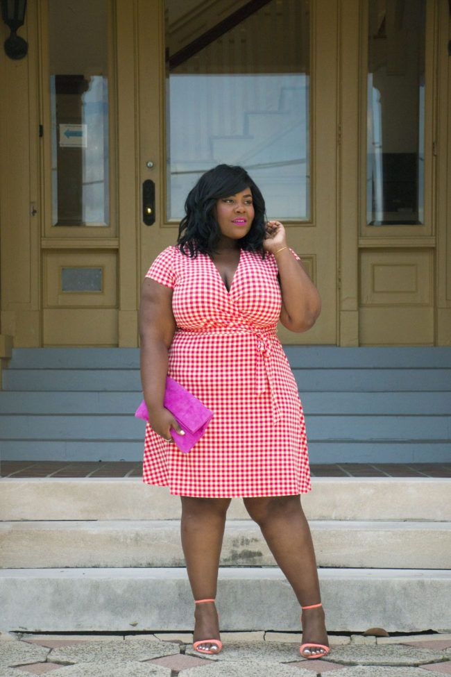 Musings of a Curvy Lady, Plus Size Fashion, Fashion Blogger ...