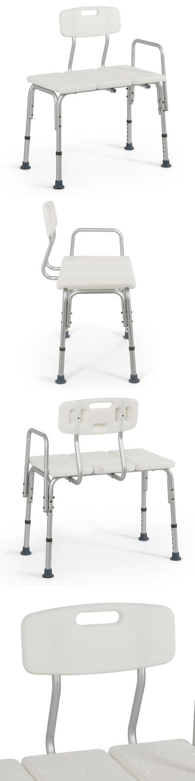 Transfer Boards and Benches: Medical Shower Chair Height Adjustable ...