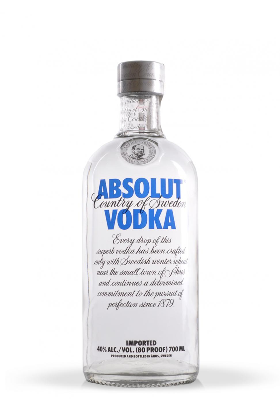 Vodka Absolut Country Of Sweden 1l Vodka Absolut Vodka Vodka Brands