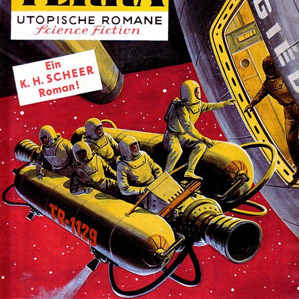 Space Suits - Atomic Rockets | Planets art, Sci fi art