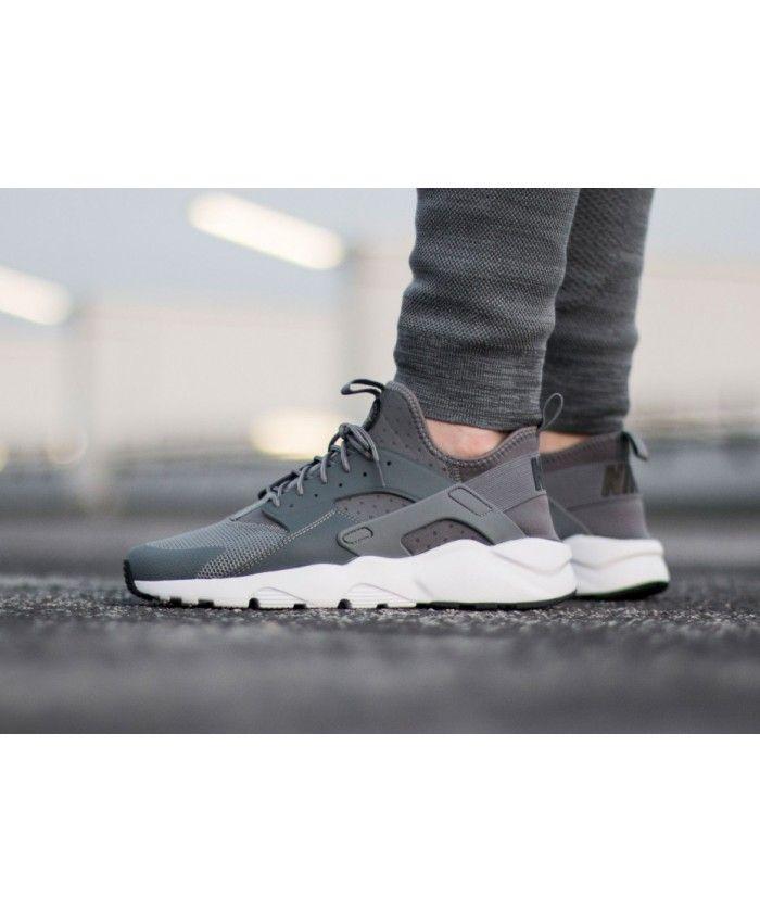 Nike Air Huarache Run Ultra Grey Trainer | Nike air force, Nike ...