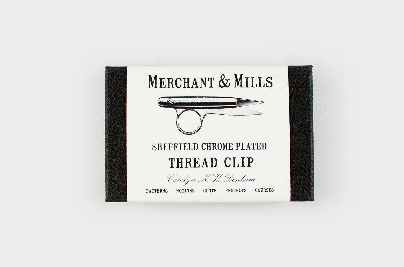 "Merchant & Mills 4.5"" 紗剪 | TOOLS to LIVEBY / 禮拜文房具 - 改變桌上的風景"