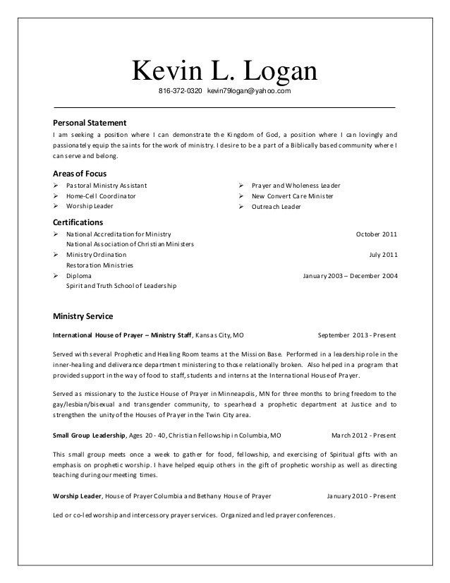awesome lead pastor resume template collection ministry. Black Bedroom Furniture Sets. Home Design Ideas