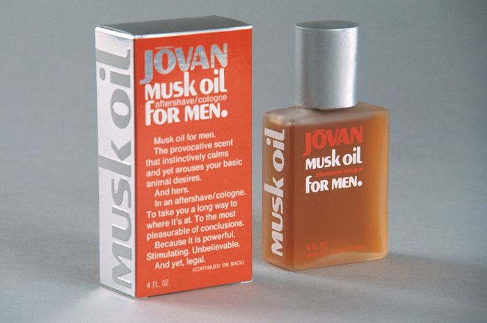 Jovan Musk Oil: This Is The Original! You Find This Today