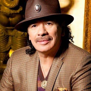 Carlos Santana is 67 today