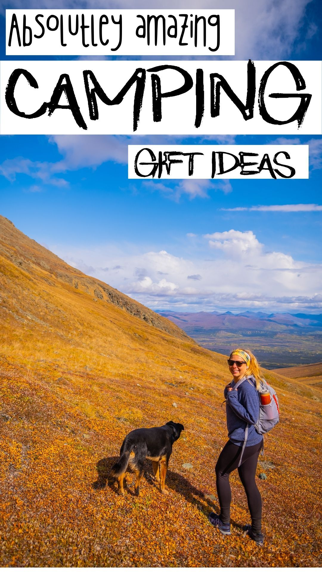 gifts for walkers and hikers uk