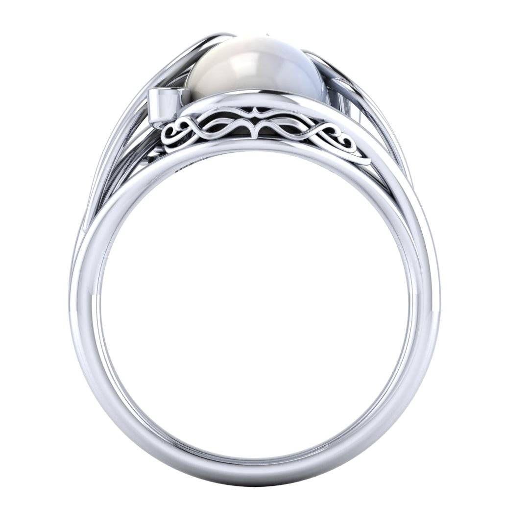 15 Beste Sammlung von Elfen Verlobungsringe #Trauringe