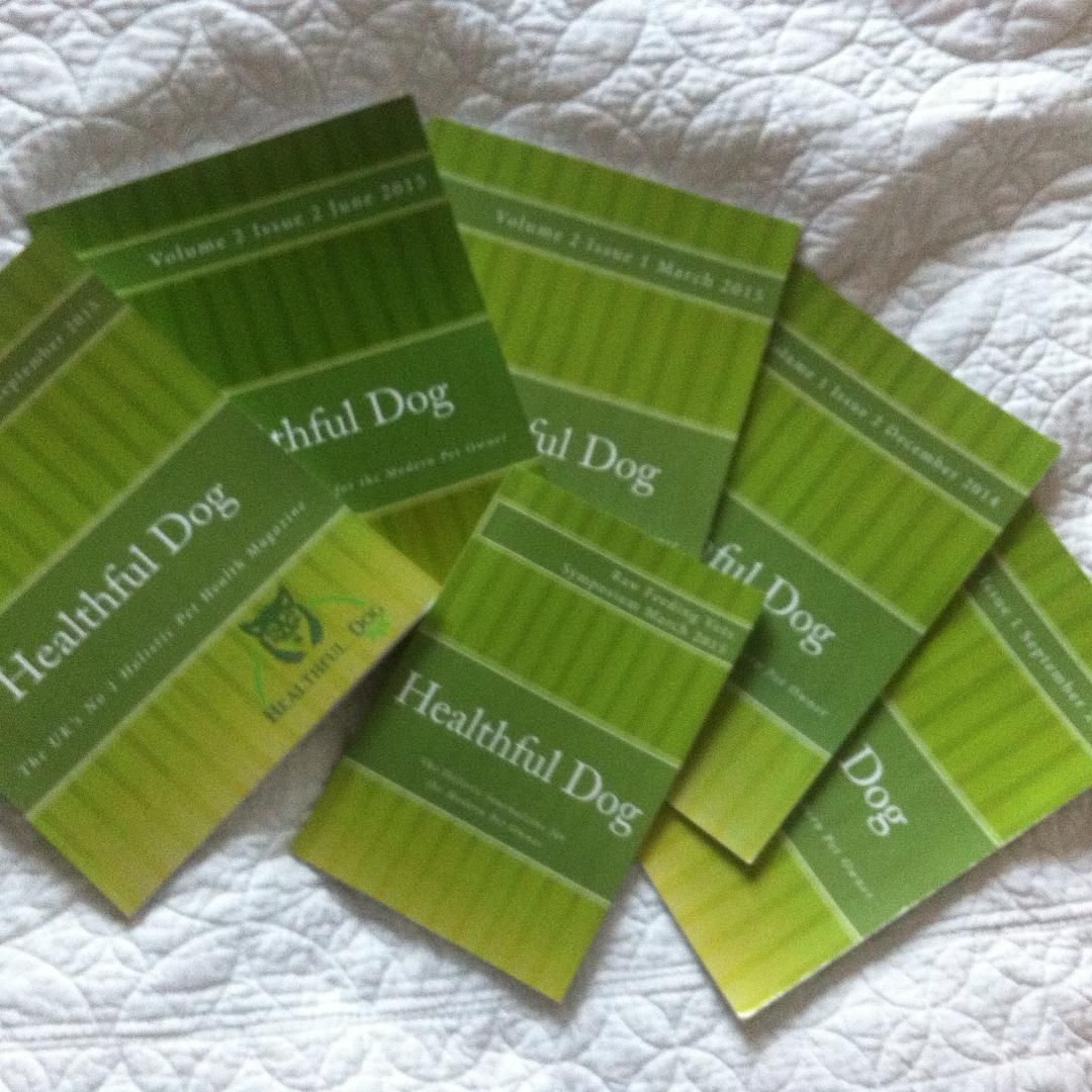 How is your #HealthfulDog collection looking?