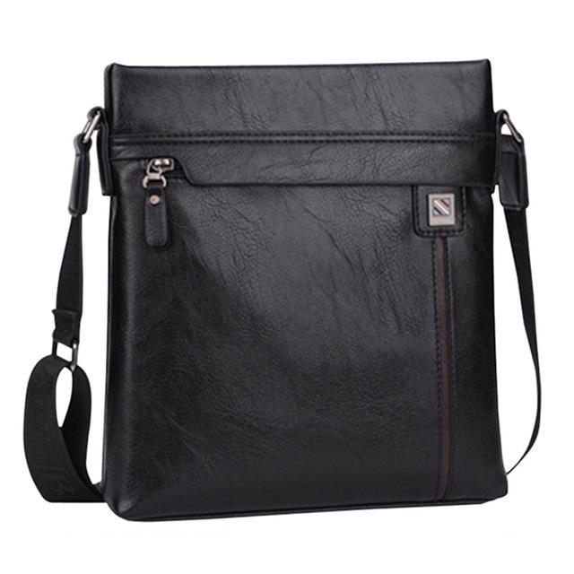 Hedgren Expresso Small Crossbody Bag Men s Black  c3f895bb9ba56