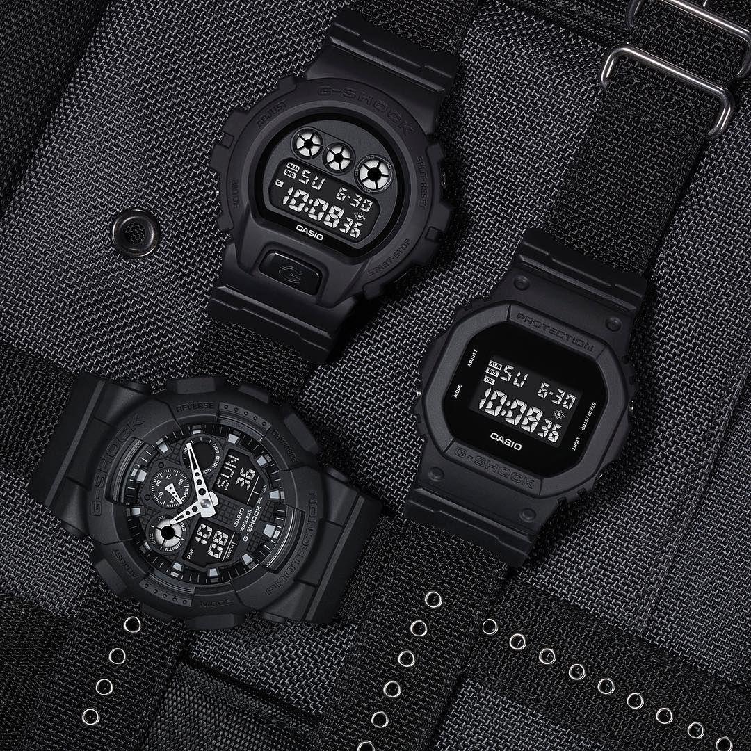1016e827016 g-shock-ga-100bbn-dw-6900bbn-dw-5600bbn-military-black-1