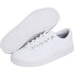 K Swiss The Classic W White White
