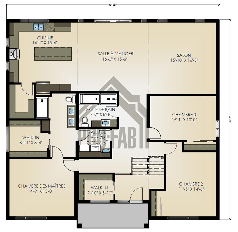 Zenith Model House Plans Modern House Design Modular Homes