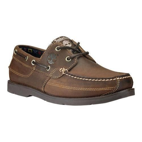 Men's Timberland Earthkeepers Kiawah Bay Handsewn Boat Shoe