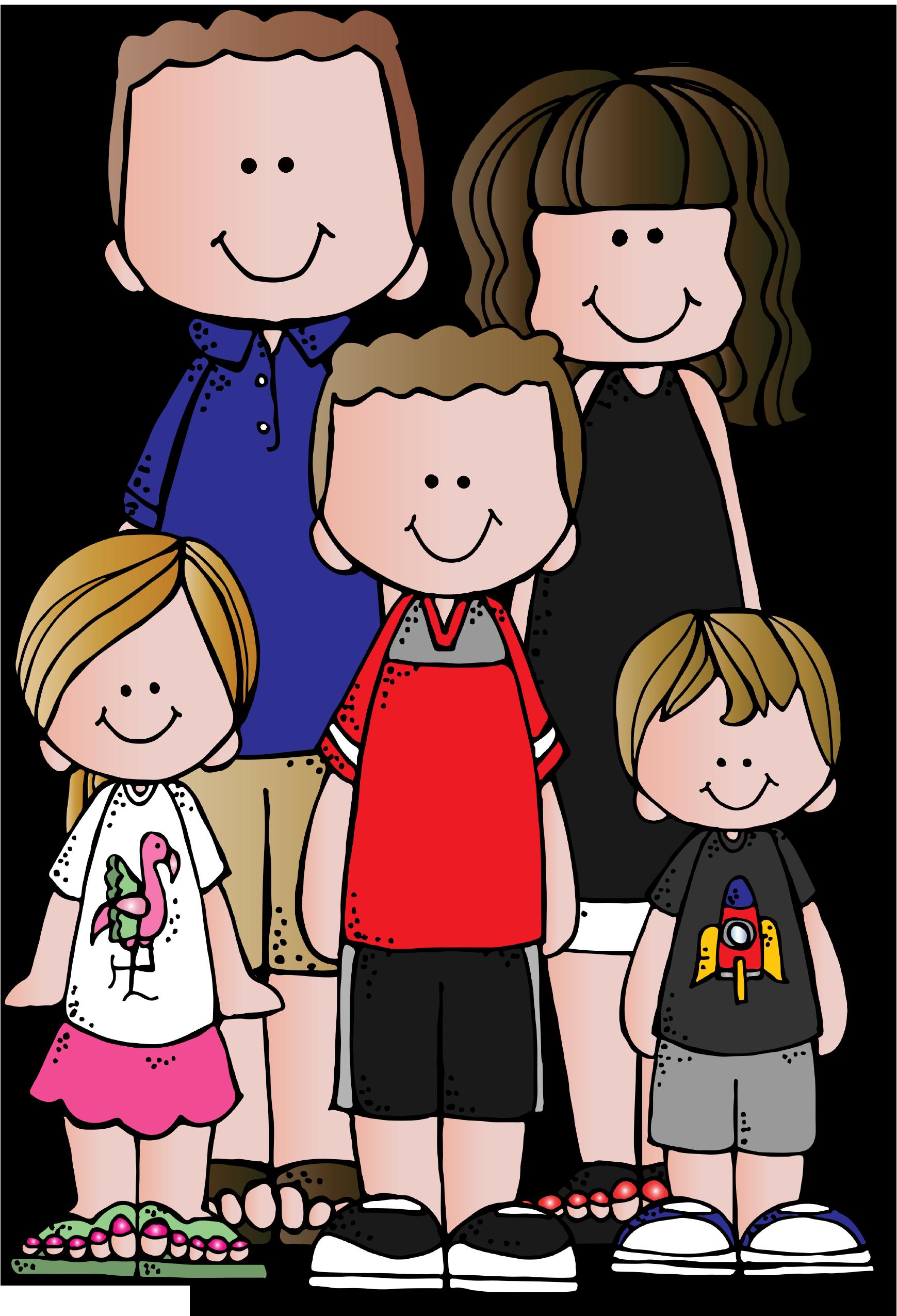 La Familia Worksheet
