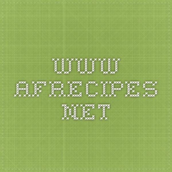 www.afrecipes.net