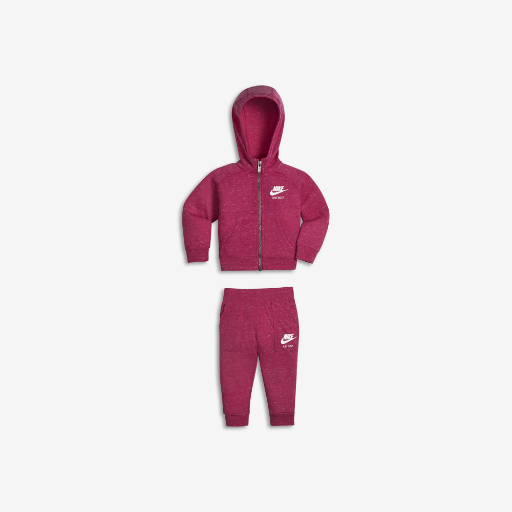 fbb0ae930721 Nike Gym Vintage Infant Toddler Hoodie And Pants Set Size