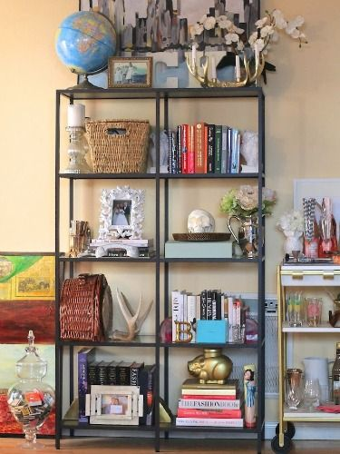 How To Make Your Bookcase Look Amazing Styling Bookshelves Home