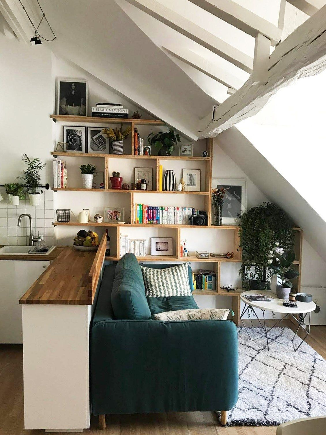 Photo of How to create an extra room in a small apartment in Paris