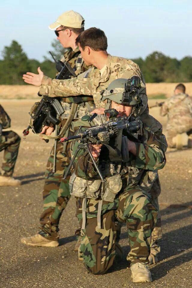 Infantería de USA