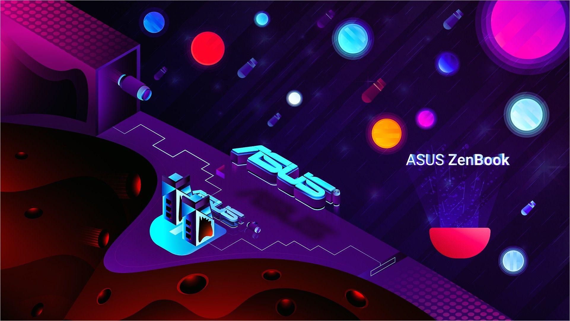 4k Resolution Asus Zenbook Wallpaper In 2020 Asus Wallpaper Graphic Design Illustration