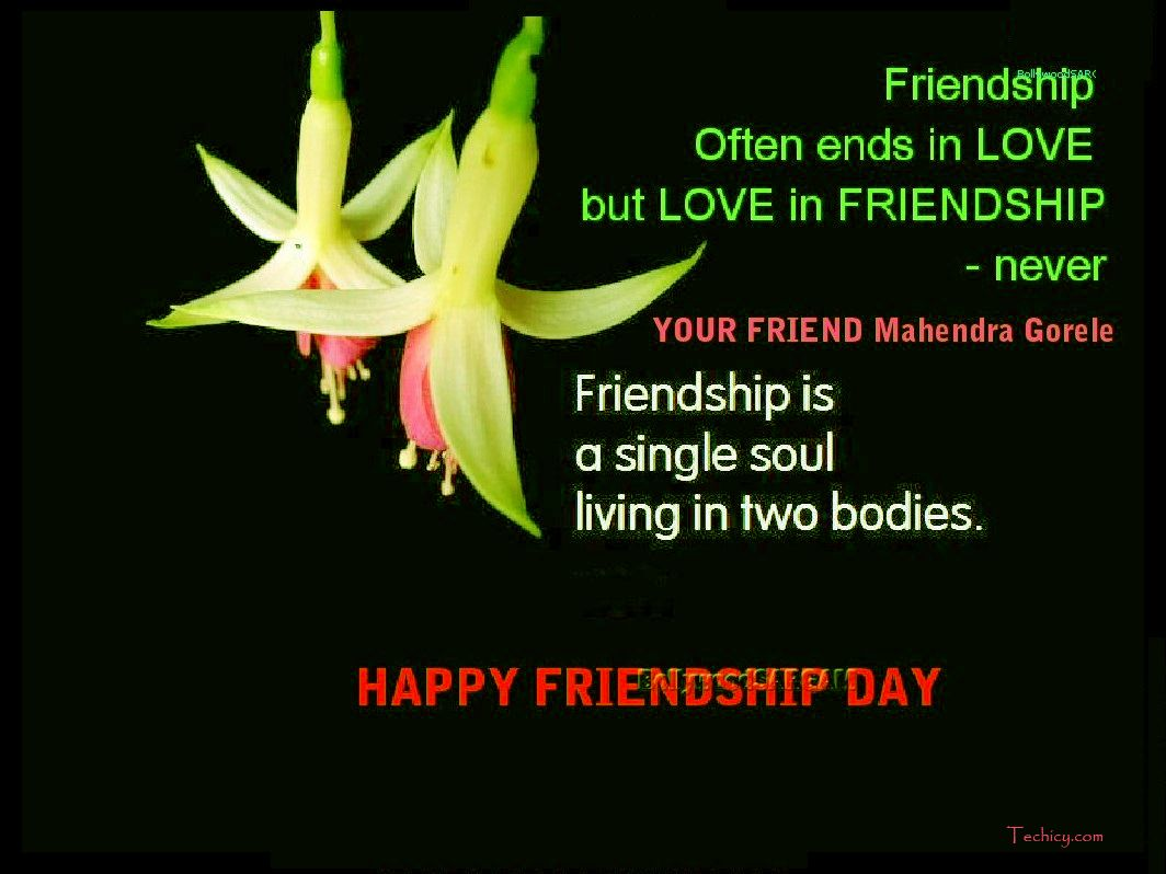 Happy friendship day 2016 greeting cards always and will always happy friendship day 2016 greeting cards always and will always remain special and precious in our kristyandbryce Image collections
