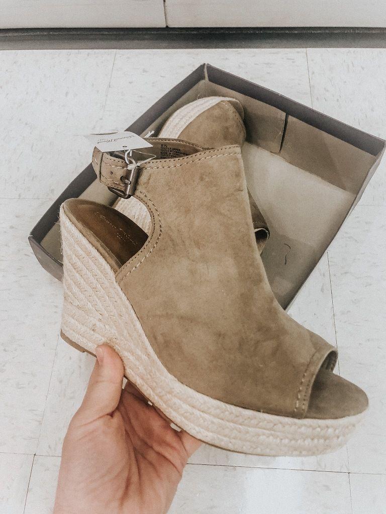 Spring Shoe Sale at Target!   Spring