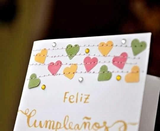 Postal de cumpleaños