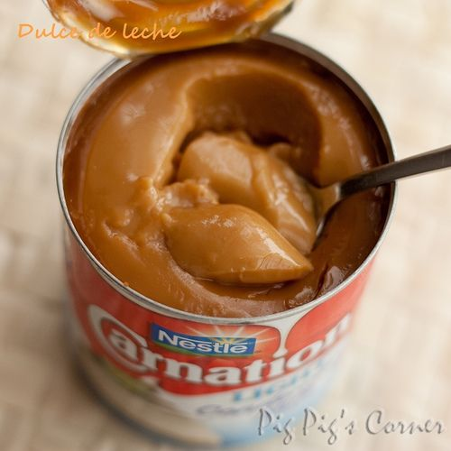 Boil A Can Of Sweetened Cond Milk For 1 Hour Make Sure To Lay Can On Side Best Carmel You Will Ever Eat And Much Cheaper Recipes Food Desserts