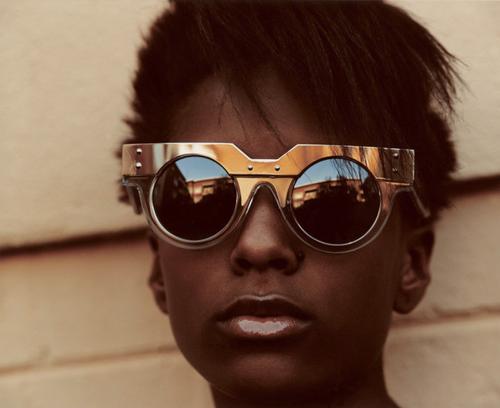 Andrew Dosunmu Ammo Glasses   @andwhatelse