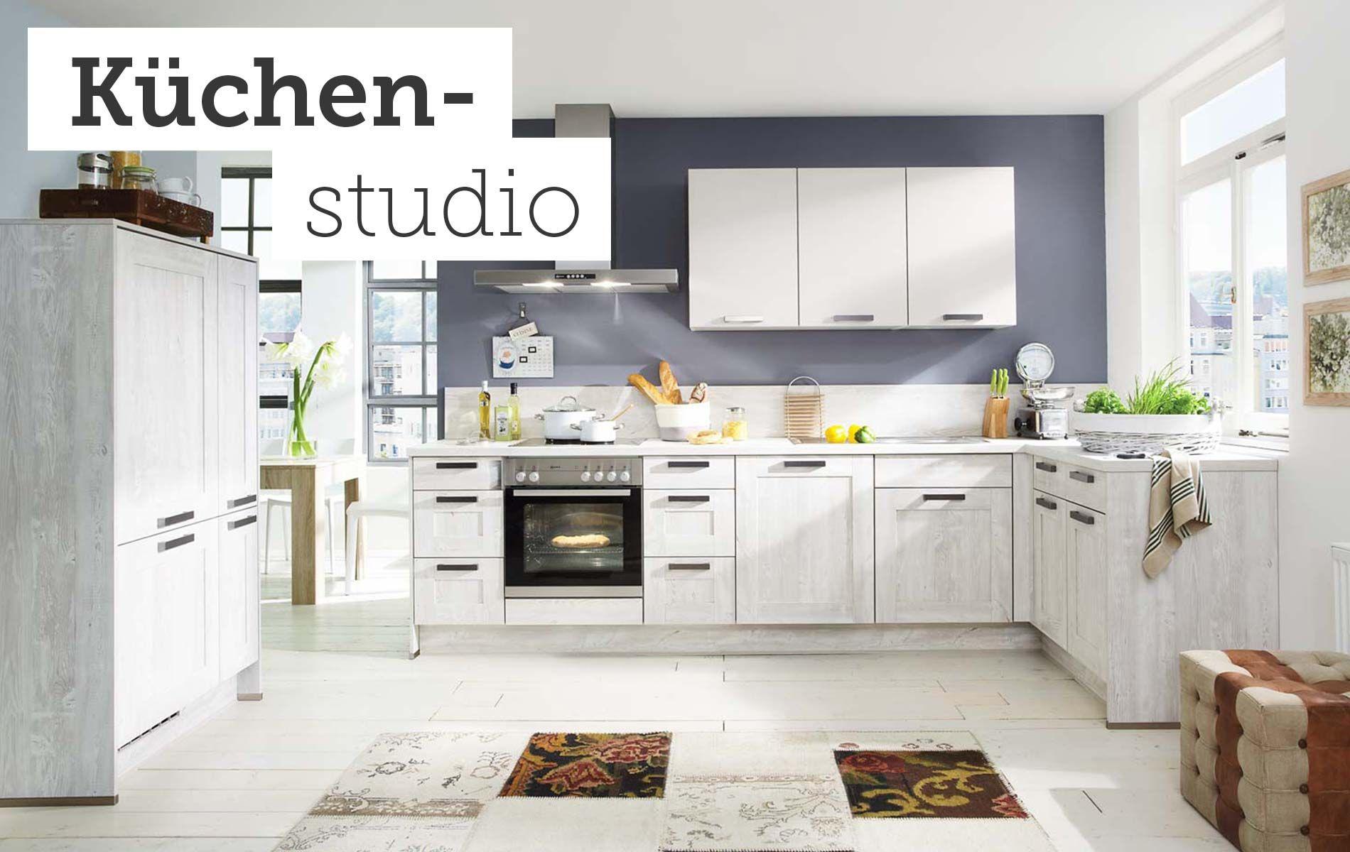Landhausküchen preise  Küchen von Höffner - Riesige Auswahl & günstige Preise | Küche ...
