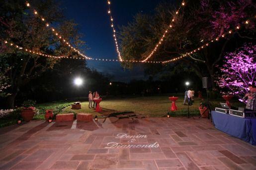 Backyard Birthday Party Ideas Sweet 16 backyard birthday party ideas sweet 16 Sweet 16 Lighting Ideas