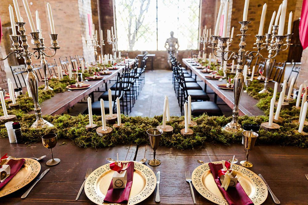 A stunning Medieval Themed Wedding in South Africa (With ...