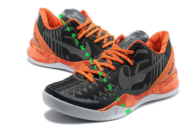 Nike Kobe 8 basketball shoes. I don't like Kobe, but these are