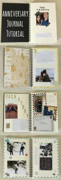 62 New ideas for gifts ideas for boyfriend anniversary scrapbook