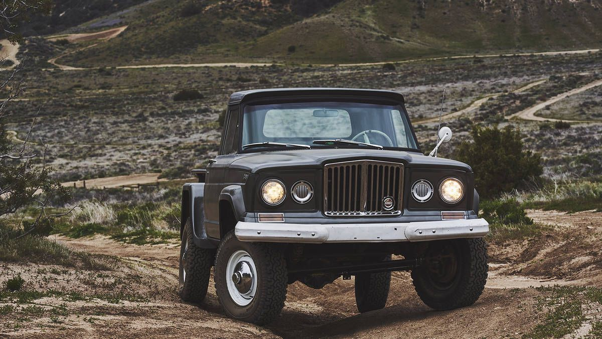 2020 Jeep Gladiator Overland Wants Vs Needs Autoweek All