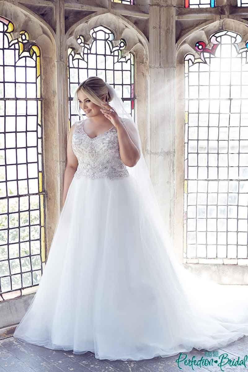 Plus Size Wedding Dresses Melbourne   Leah S Designs bridal shop ...