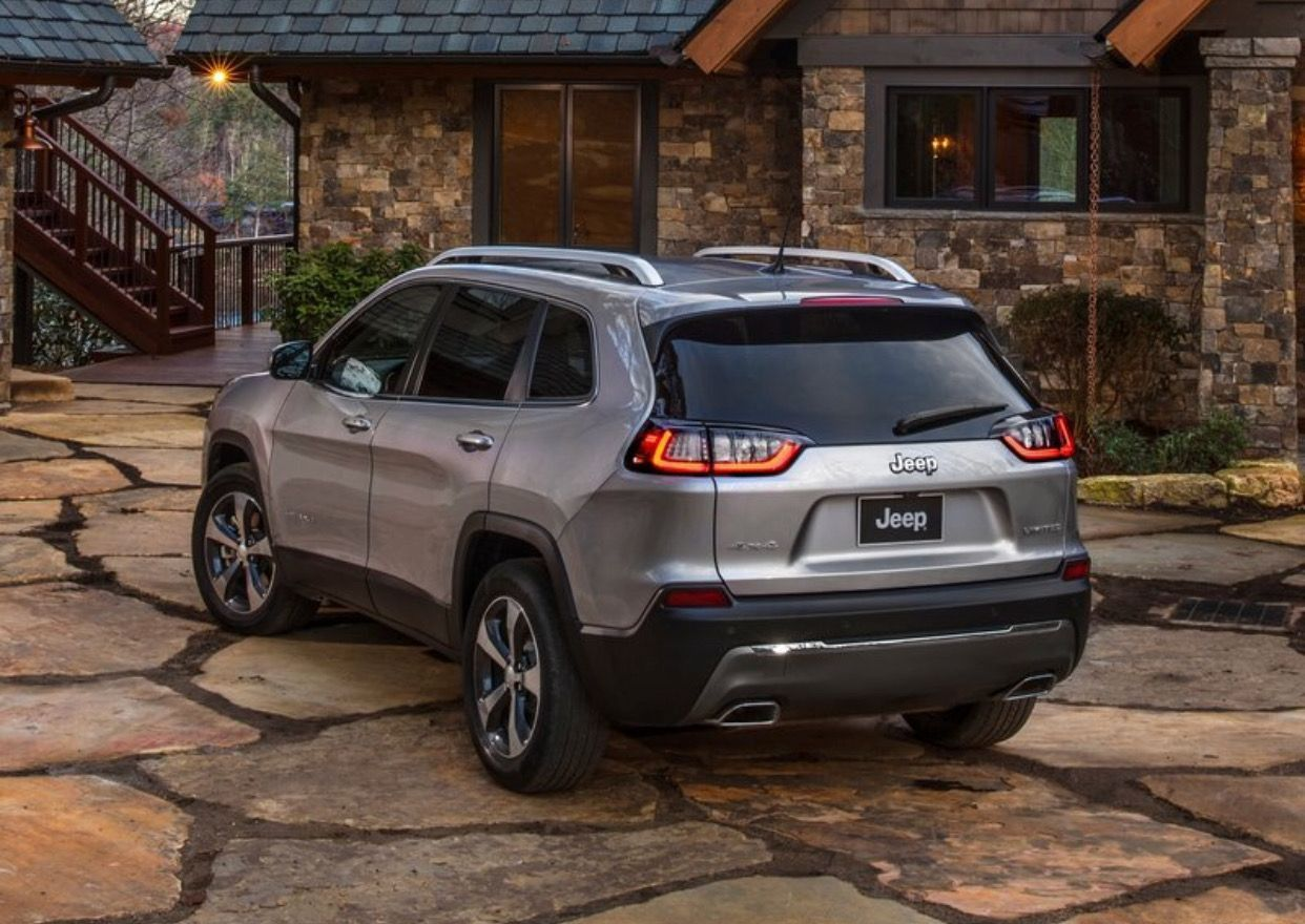 2019 Grand Cherokee 2019 Grand Cherokee Jeep is