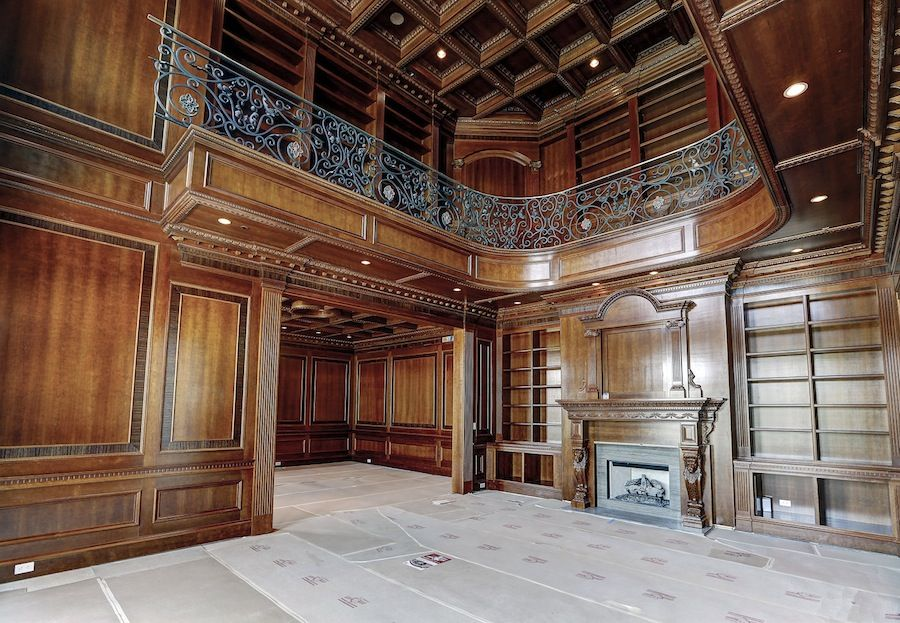 Old World, Gothic, And Victorian Interior Design: Old World Victorian  Interior