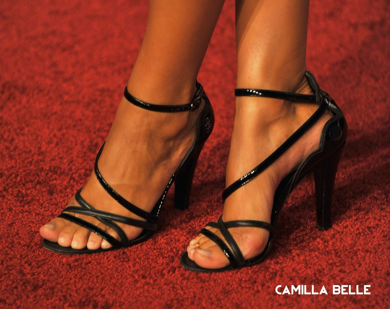 Camilla Belle Sexy Celebrity Legs: Celebrities/Models' Feet