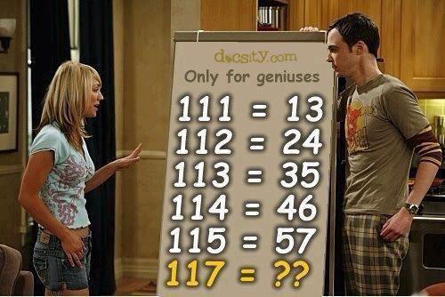 ¿Puedes resolver esta #secuenciamatematica? Solo para #genios... #docsity #matematicas