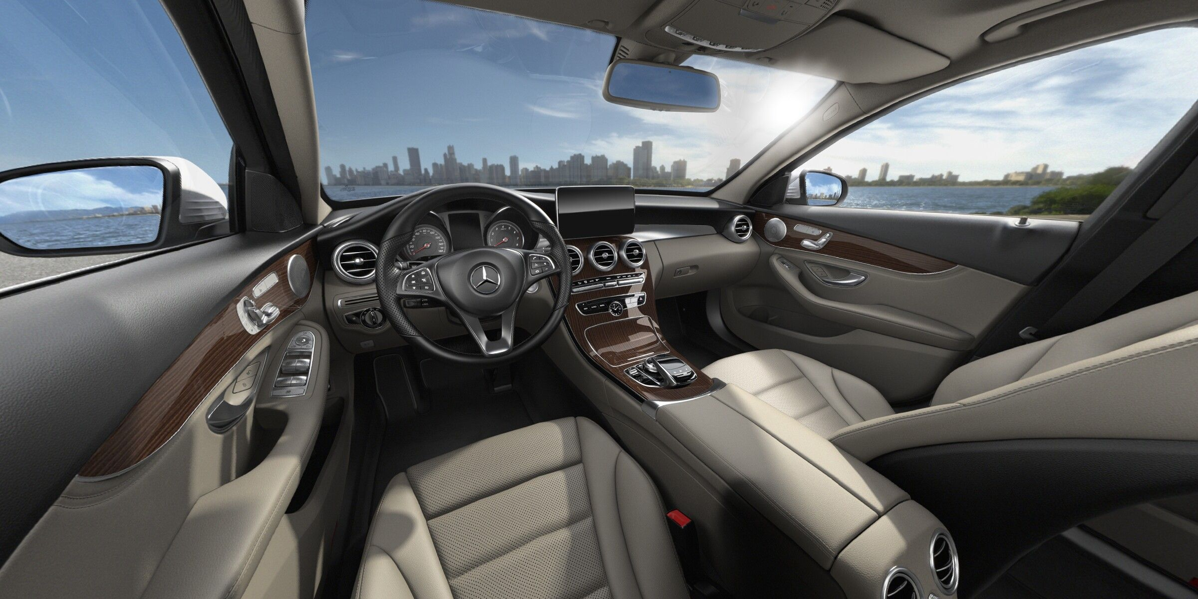Choose your 2017 C300 4MATIC Sedan colors, trims, features