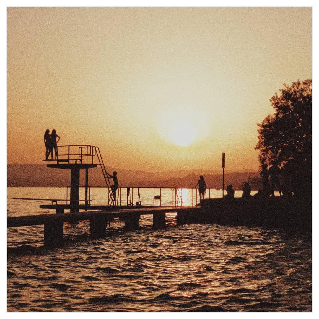 *léto ve Švýcarsku*  #sunnyday #sky #instalike #sunset #food #fitness #cze...